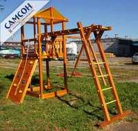 """Самсон """"МАДАГАСКАР"""".Детская площадка Самсон """"МАДАГАСКАР""""."""