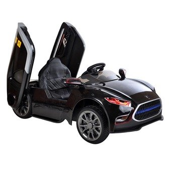 Детский электромобиль Maserati GT 12V на резиновых колесах.