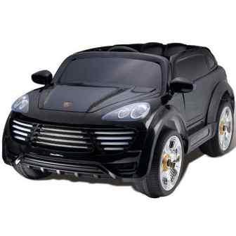 Детский электромобиль Porshe Cayenne Turbo 1018FL-C .