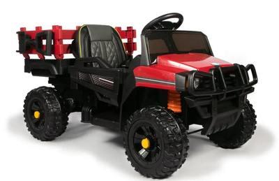 Barty TR 999. Электромобиль-грузовик с кузовом.