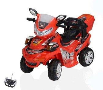 Детский квадроцикл В 021 с пультом управления.
