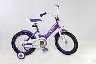 Детский велосипед RIVERBIKE - M 14