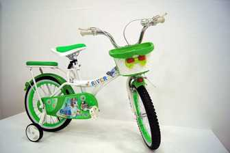 Детский велосипед RIVERBIKE - S 14