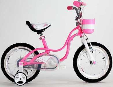 "Детский велосипед Royal Baby Little Swan Steel 18"""