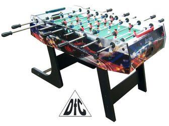DFC Barcelona. Игровой стол футбол. Складная модель.