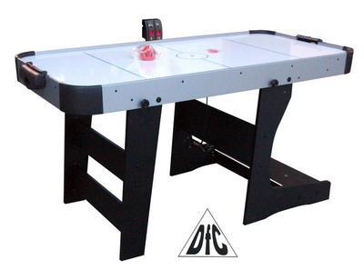 DFC BASTIA 4. Игровой стол аэрохоккей. Автоматическое ведение счета.
