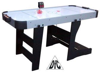 DFC BASTIA 6. Аэрохоккей. Складной игровой стол.