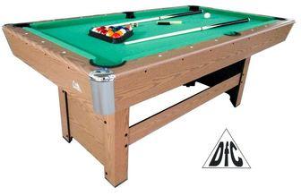 DFC CRAFT. Домашний стол для игры в бильярд (пул).