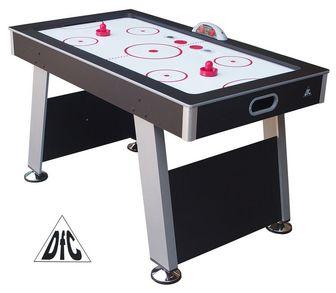 DFC EDMONTON. Игровой стол - аэрохоккей с электронным табло.
