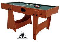 DFC KICK. Игровой стол-трансформер 2в1: бильярд/аэрохоккей.