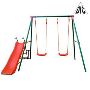 Детский комплекс c горкой DFC MSS-01.
