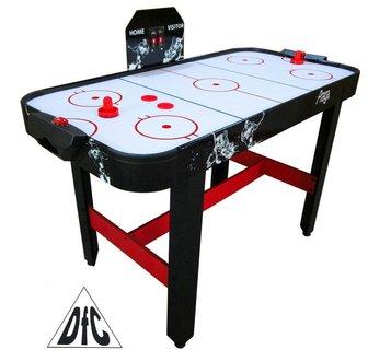DFC Praga. Аэрохоккей. Игровой стол с электронным табло.