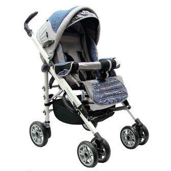 Прогулочная коляска трость BABY CARE DISCOVERY