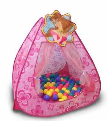 """Детская палатка """"Принцесса"""" + 100 шариков CBH-13"""
