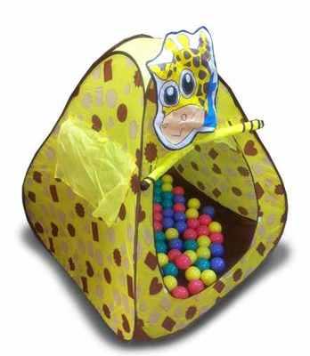 """Детская палатка """"Жираф"""" + 100 шариков CBH-11"""