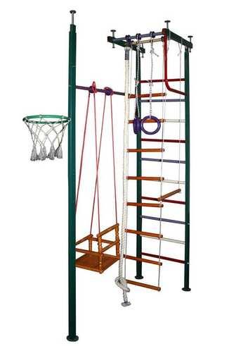 Детский спортивный комплекс Вертикаль-10 металл