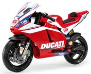 Детский мотоцикл Peg Perego Ducati GP