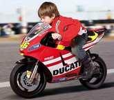 Peg-Perego IGMC0018 Ducati GP Rossi 2013. Детский мотоцикл Peg-Perego IGMC0018 Ducati GP Rossi (Италия).