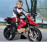Рeg-Perego DUCATI Hypermotard MC0015. Детский мотоцикл Peg-Perego DUCATI Hypermotard MC0015i (Италия).