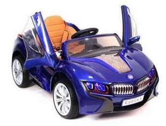 BMW I8 E008KX. Резиновые колеса.