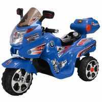Bugati EC-TR1102.Детский мотоцикл Bugati EC-TR1102.