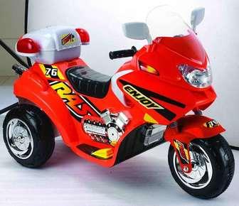 Bugati 6v EC-W5019. Детский мотоцикл Bugati 6v EC-W5019.