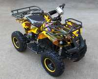 Электроквадроцикл MyToy 500A Tiger, мощность 800W.