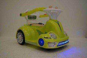 Электромобиль-ходунки RiverToys.