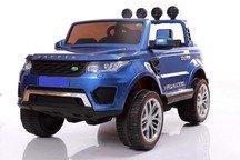 Электромобиль-джип BARTY Р5550С на резиновых колесах, полный привод