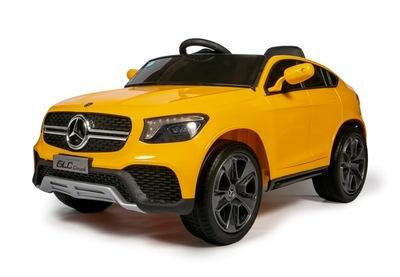 Barty Mercedes-Benz Concept GLC Coupe BBH-0008. Детский автомобиль на резиновых колесах.