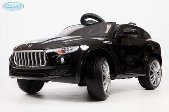 Полноприводный электромобиль BARTY T005MP (Maserati Levante) на резиновых колесах