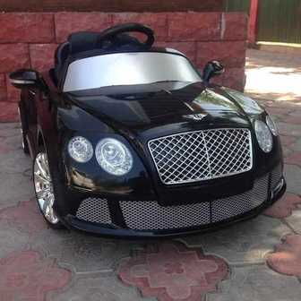 Электромобиль Bentley Continental GTC
