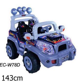 Bugati ec-w78d. Электромобиль Bugati ec-w78d.
