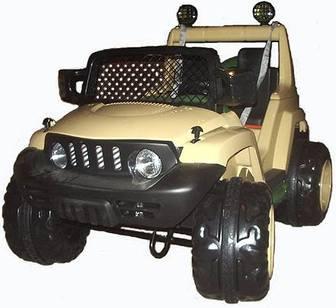 Детский электромобиль-джип TCV 355 SHARK.
