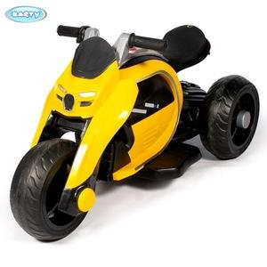 Barty M010AA. Детский мотоцикл на резиновых колесах.