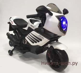 Мотоцикл  POWER K-1200 на резиновых колесах.