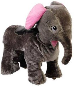 Детский зоомобиль Joy Automatic Elephant 004