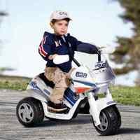 Peg Perego RAIDER POLICE ED 0910. Детский мотоцикл Peg Perego RAIDER POLICE ED 0910.
