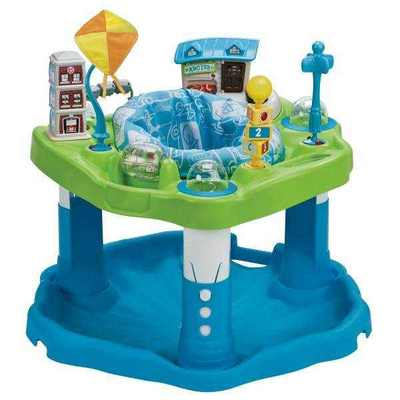 Evenflo Игровой центр ExerSaucer Bounce & Learn Around Town
