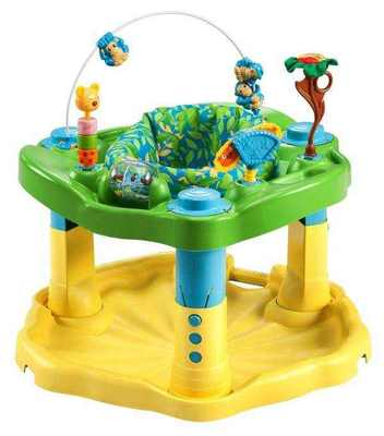 Evenflo Игровой центр ExerSaucer Bounce & Learn oo Friends (60511372)