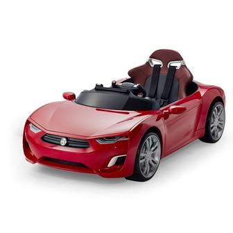 Детский электромобиль Henes F8 Sports LI-RWD с передним приводом