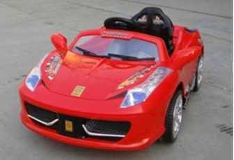 Детский автомобиль Ferrari 8888 12V.