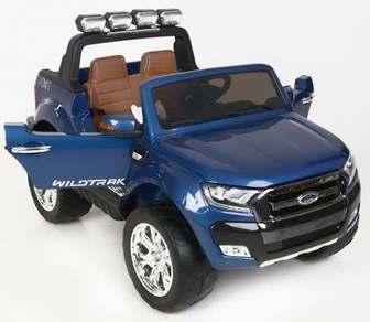 Детский джип Ford Ranger 4х4 с МОНИТОРОМ.