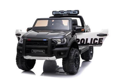 Ford Ranger Raptor. Детский автомобиль на резиновых колесах.