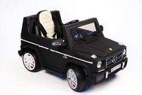 Электромобиль-джип Mercedes-Benz-G-65-LS528 лицензионная модель.