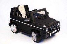 Электромобиль Mercedes-Benz-G-65-LS528 лицензионная модель.