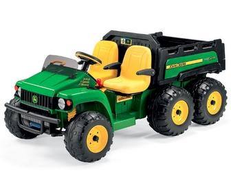 Детский электромобиль Peg-Perego JD GATOR HPX 6*4, 24V (lithium)