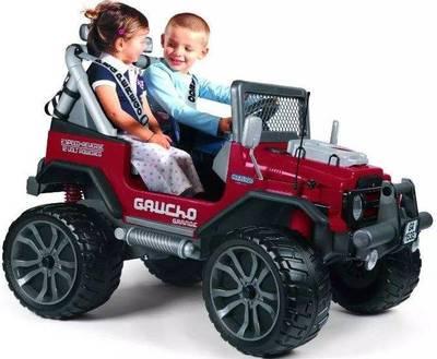 Детский электромобиль Peg-Perego Gaucho Grande