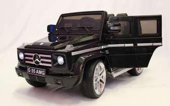 Электромобиль DMD-G55 Mercedes-Benz AMG 12V(открывающиеся дверки, резиновые колеса).