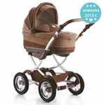 Детская коляска 2 в 1 Geoby C706 (Baby Luх)